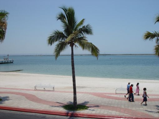 Malecon waterfront